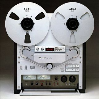 Akai GX 747 DBX Reel to Reel Tape Recorder Player