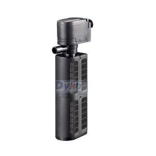 IN 1 Fish Tank Aquarium Submerse Air Water Pump 18W 1300L/h + Bio