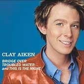 Water This Is The Night Single ECD by Clay Aiken 828765178525