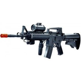 Airsoft Combo Pack Includes Electric Airsoft Rifle 2 Airsoft Pistols