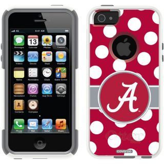 Commuter Case Apple iPhone 5   University of Alabama Crimson Tide UA