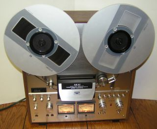 Akai GX630D GX 630D Open Reel to Reel Tape Recorder