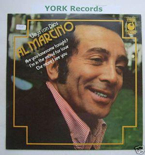 Al Martino Vaya Con Dios EX Con LP Record