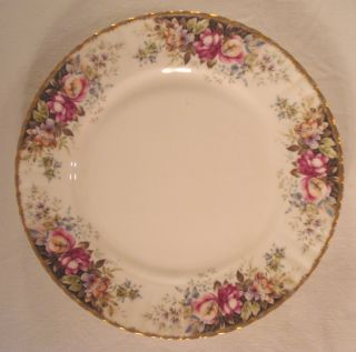 Royal Albert Bone China Autumn Roses Dinner Plate 10 1 2
