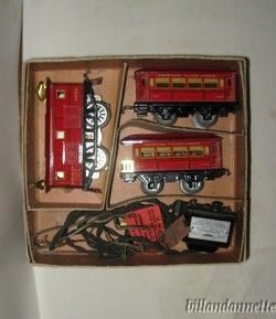 American Flyer Little American #1332 Boxed Train Set 1926 27