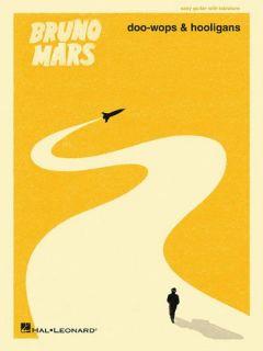 Bruno Mars Doo Wops & Hooligans, Easy Guitar With Notes & Tab Br