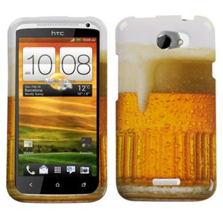 Cool Alcohol Beverage Beer Mug Drink Hard Cover Case for HTC One X