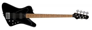 New Dean John Entwistle Hybrid Classic Black 4 String Bass Guitar w