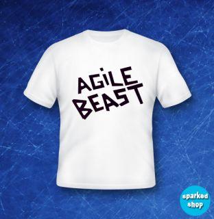 Shirt Agile Beast s M L Alex Turner Matt Helders Tour LP