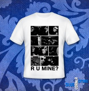Arctic Monkeys T Shirt R U Mine s M L Suck It and See Humbug Tickets