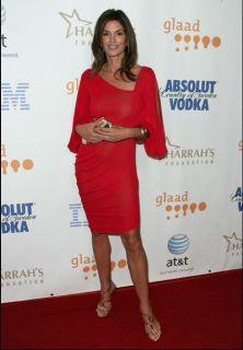 Alexander McQueen Red Jersey Dress Size s M