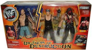 WWE WWF Stone Cold Steve Austin Undertaker Kane Mask Exclusive 3