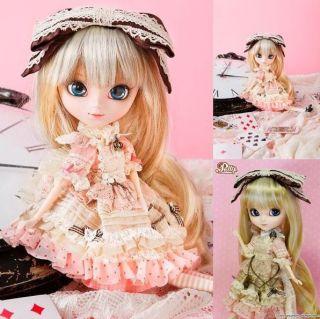 Pullip Romantic Alice Pink Ver P 047 Race Robe 12 Doll Jun Planning
