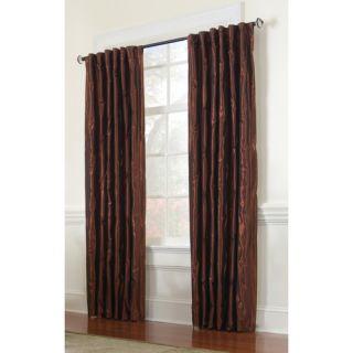 Allen + Roth Belleville Spice Thermal Taffeta Curtain Panel 84 L x 50