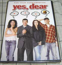 Yes Dear RARE 2002 DVD Jean Louisa Kelly Anthony Clark Mike OMalley 2