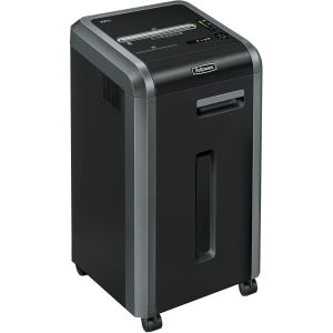 3322001   Fellowes Powershred C 225i Paper Shredder   Strip Cut   20