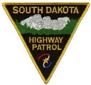 to have make sure you order your own south dakota highway patrol patch
