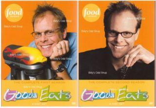 Good Eas Firs Second Season Se Alon Brown DVD 1 2
