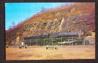 1963 Pennsylvania Railroad Steam Engine PRR Altoona PA