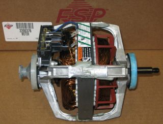 2200376 Genuine Whirlpool FSP Maytag Amana Dryer Motor