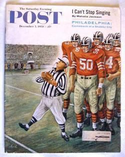 1959 December 5 S E POST Magazine Philadelphia Mystery Treasure