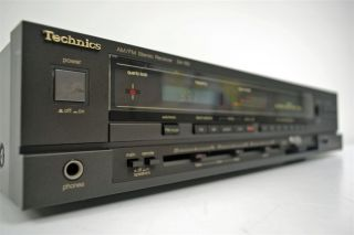 Technics Stereo Am FM Receiver Amplifier Amp Tuner SA 180