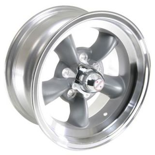 American Racing Torq Thrust D Gray Wheel 15x7 5x4 5