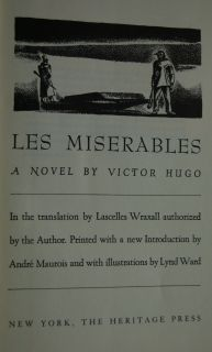 les miserables essay question Les miserables (reaction paper) les miserables or the miserable ones is a musical movie based on the novel of victor hugo it is a story about the hardship, love, sacrifice, humanity, laws, broken dreams, and also the darkest parts of french history during the revolution in 18th century.