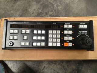 American Dynamics AD2089 Full Function CCTV System Keyboard RS232