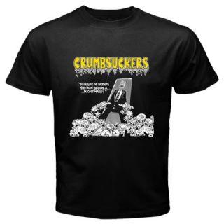 CRUMBSUCKERS tee trash metal band T shirt music Size S M L XL 2XL 3XL