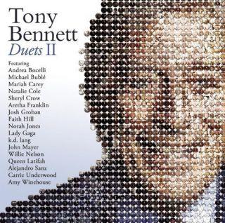 Duets II Tony Bennett Andrea Bocelli Amy Winehouse Lady Gaga CD 17 TKS
