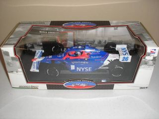 2007 Marco Andretti Signed 1 18 Diecast Indy Car 500 WC