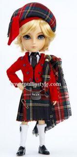 Andrew Taeyang Scottish Jun Planning Pullip Doll in USA