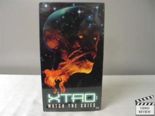 Xtro Watch the Skies VHS Sal Landi, Andrew Divoff, Jim Hanks