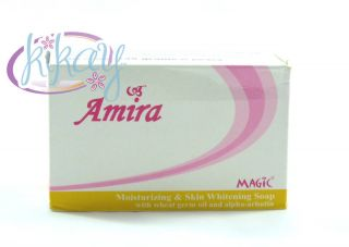 Amira Magic Moisturizing Skin Whitening Soap
