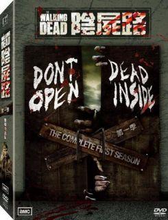 The Walking Dead Season 1 2010 2 DVD ANDREW LINCOLN JON BERNTHAL