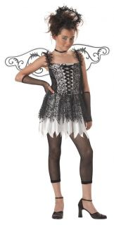 dark angel tween costume the dark angel child costume includes a white