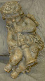 Angels Cherubs with Wings Wall Plaque Home Decor Sconce