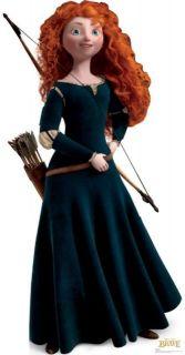 Merida Disneys Brave Lifesize Cardboard Standup Standee Cutout Poster
