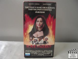 Stake VHS Barbara Carrera, Anne Ramsey, Patrick Cassidy, Kelly Preston
