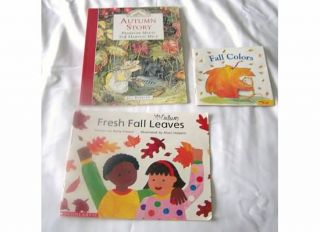 Apples Fall Leaves Apple Pie Lot Kindergarten Teacher