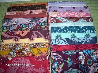 Anna Maria Horner INNOCENT CRUSH Cotton FABRIC Free Spirit Quilt Craft