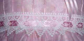Adult Sissy Baby Dress Venice Organdy by Annemarie
