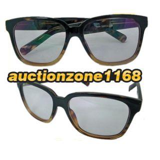 VAM Vintage College Eyeglass Frames Glasses Brown A