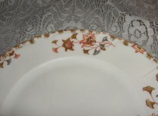 antique haviland limoges china plates h c floral