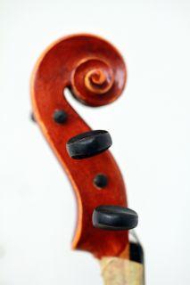 Violin Anton Schroetter Mittenwald Bayern Germany 3 4