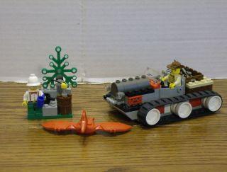 Lego 5934 Adventurers Dinosaurs Dino Explorer w Instructions