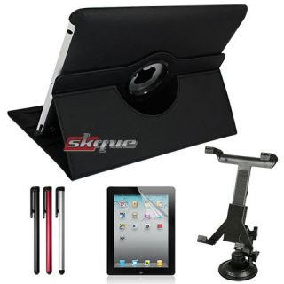 Item Accessories Case Cover Leather Folio For Apple Ipad 3rd 4th Gen