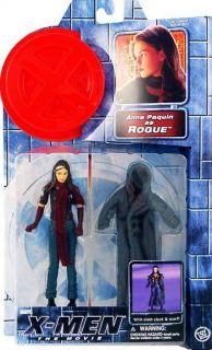 Men Movie Series 1 Rouge 6 Action Figure Toy Biz 2000 Anna Paquin