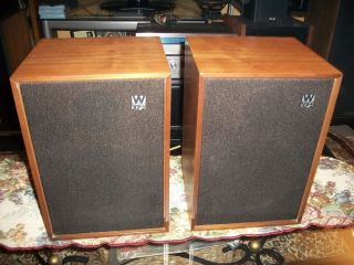 Vintage Wharfedale Denton XP2 Bookshelf Speakers